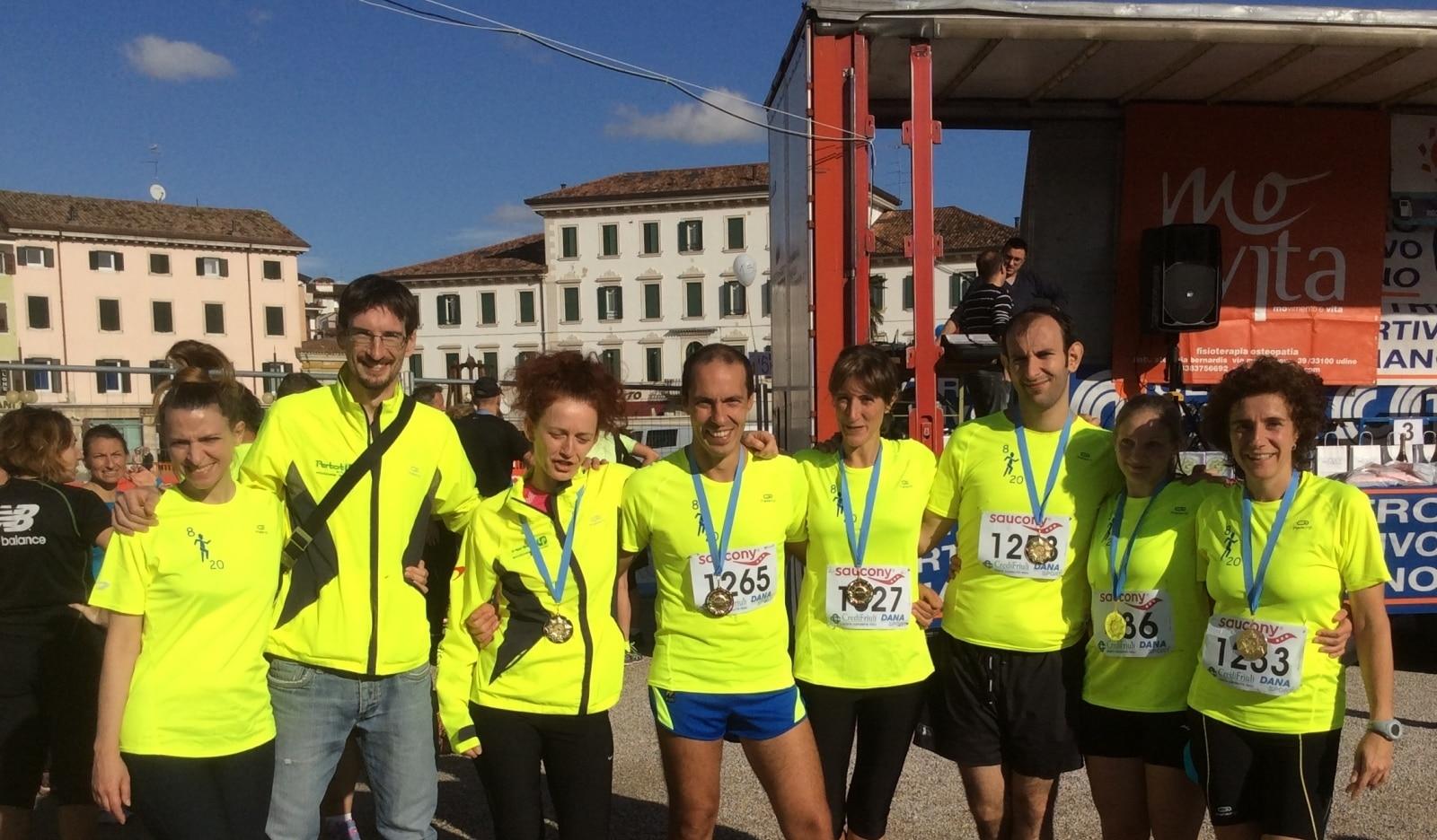 16 novembre 2014 Palmanova – Mezzamaratona