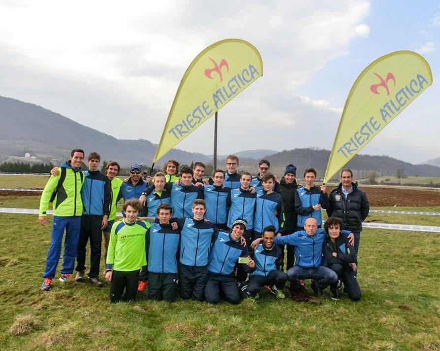 ASD TRIESTE ATLETICA – Campioni italiani di corsa campestre
