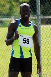 Strepitoso Mensah nei 200m in Belgio….