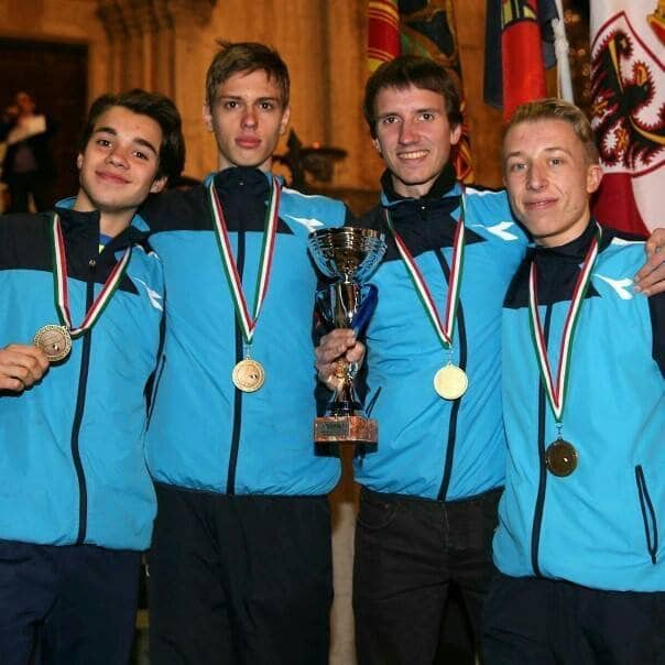Cross di Gubbio – 3^ Classificati