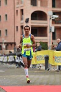 CRIPPA NEKAGENET - 5° e primo atleta della Trieste Atletica