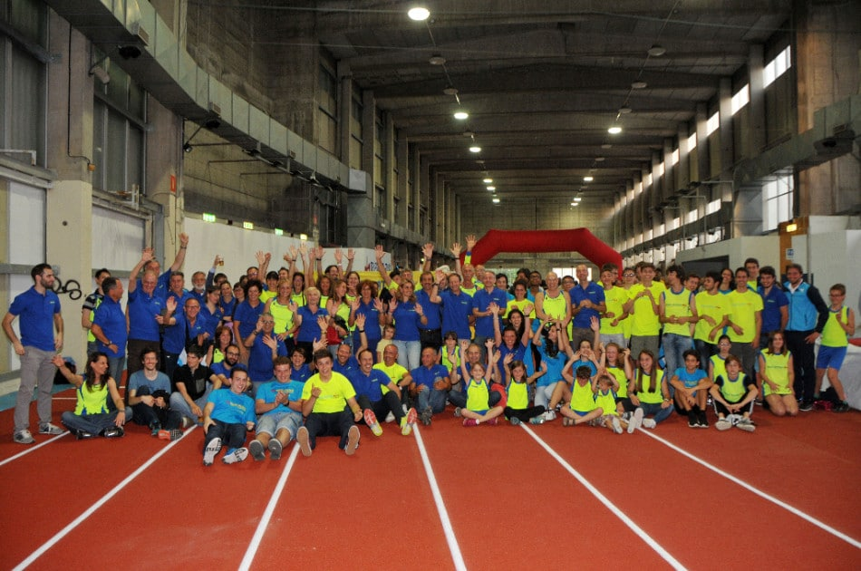 Centinaia di persone all'inaugurazione dell'Indoor Center