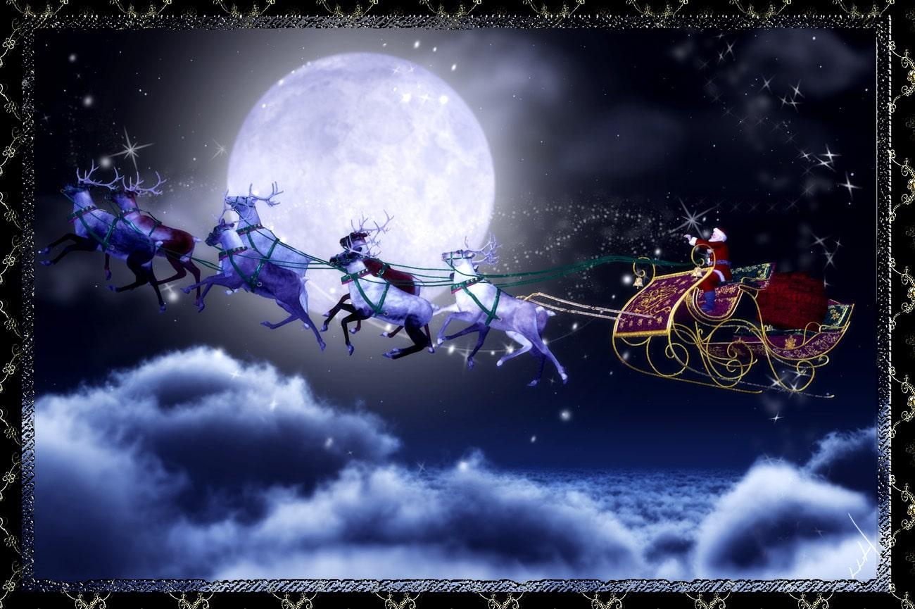 Buona Natale e Felice Anno nuovo