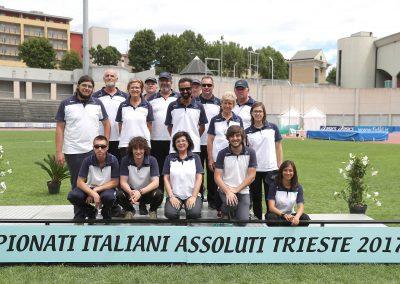 Campionati Italiani Assoluti 2017 di Trieste