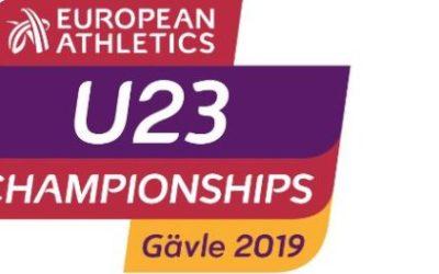 I nostri atleti agli europei