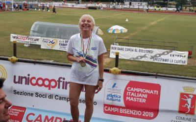 Grandi risultati ai Campionati Italiani Master