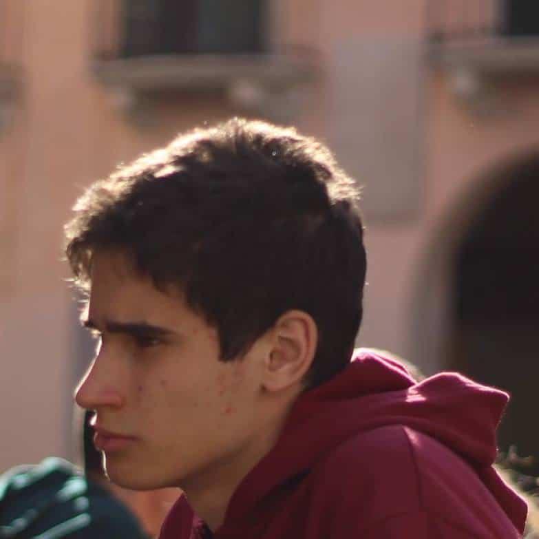 LUCA ALBERTI