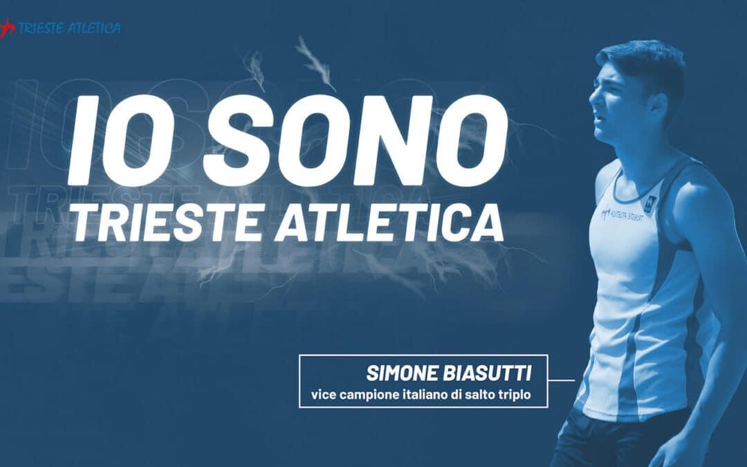 SIMONE BIASUTTI ARGENTO NEL SALTO TRIPO